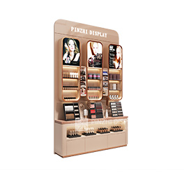 High End Custom cosmetic Store Display Cases