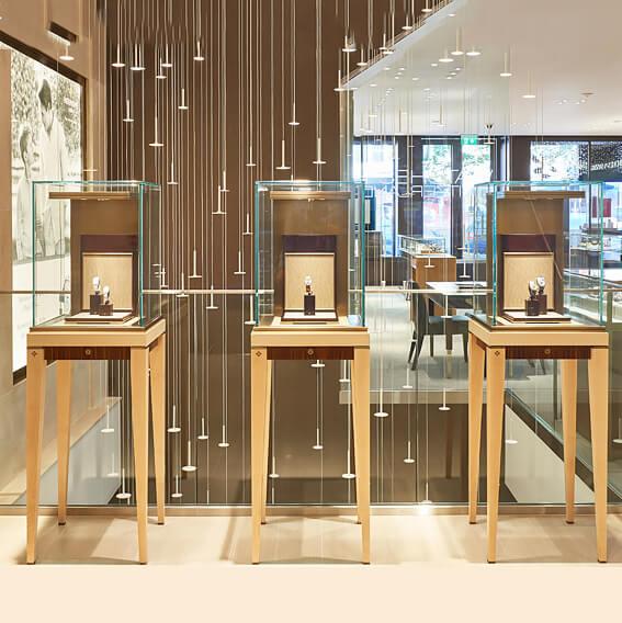Pinzhi Jewelry shop design