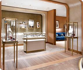 Retail Jewelry Store Design Ideas