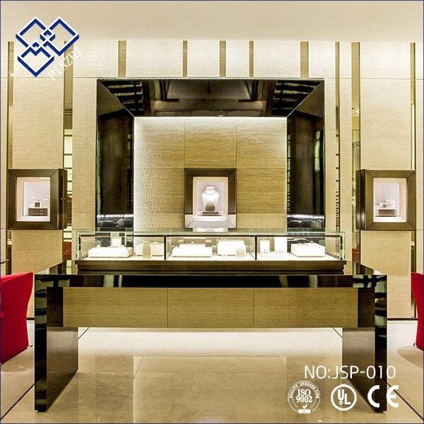 Shop Interior Design: Best Jewelry Store Interior Design With Showcase