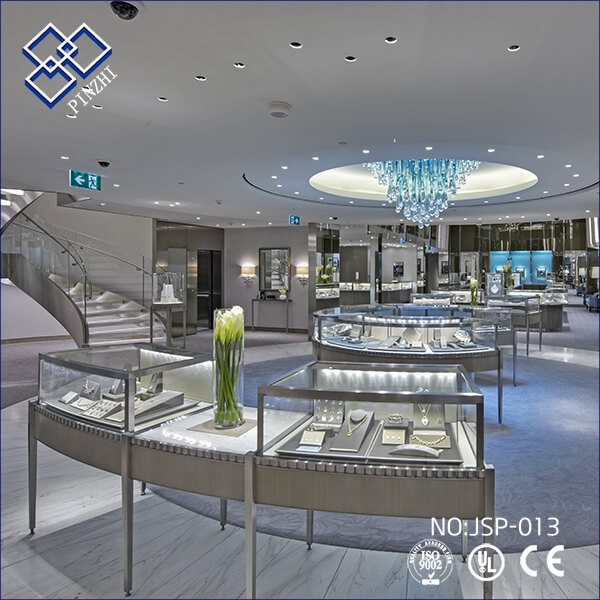retail jewelry shop design