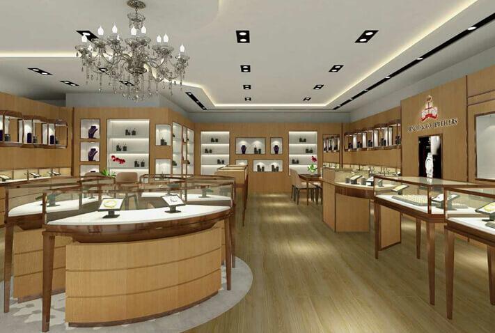jewelry shop design