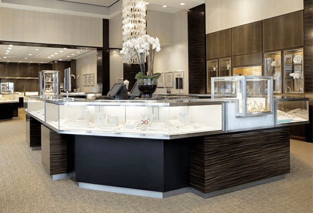 jewelry shop design