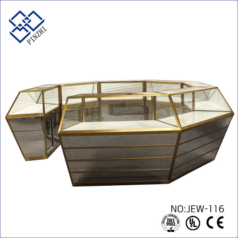 round jewelry cabinet