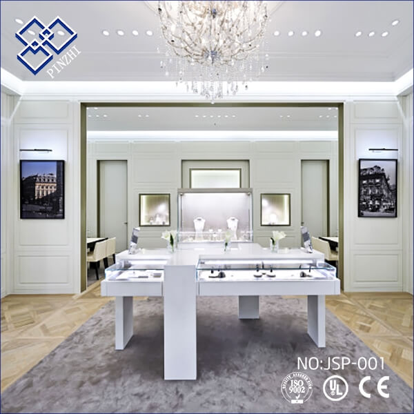 Shop Outlet Canada: Commercial Jewelry Shop Design In Canada
