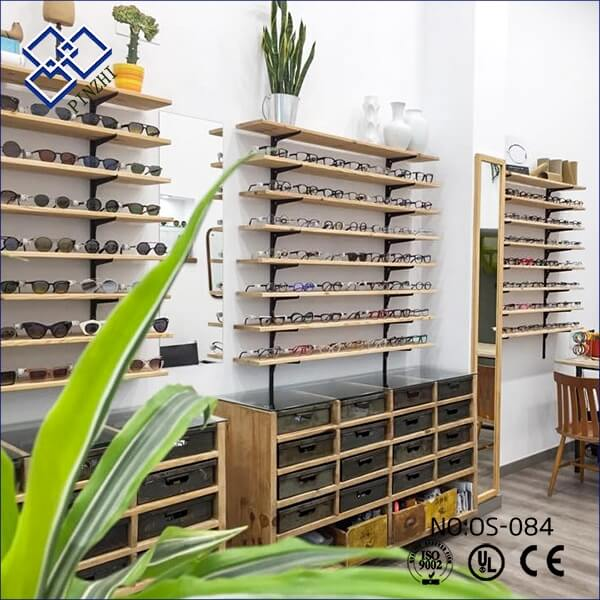 eyeglasses shop furniture