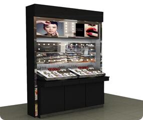 cosmetic showcase