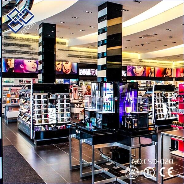 makeup shop interior design