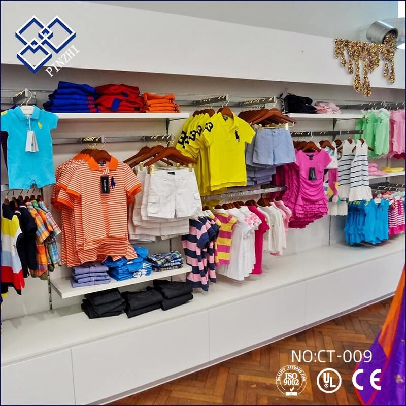 clothing shop decoration