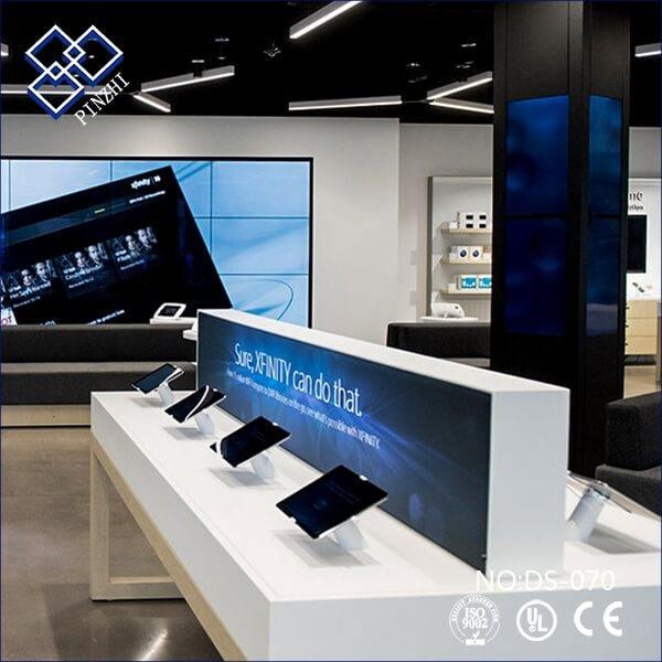 digital showroom showcases