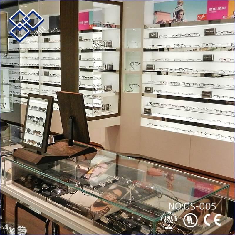 eyeglasses shop design