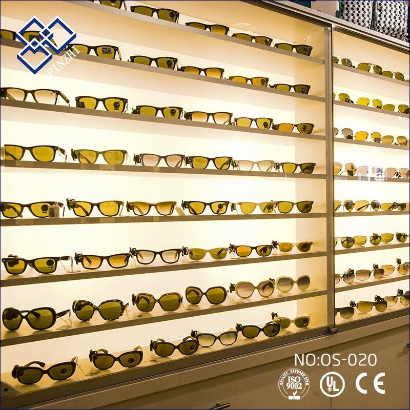 sunglasses shop decoration