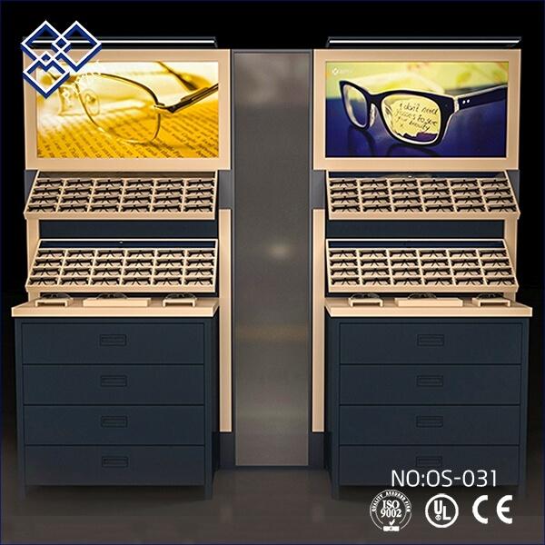 optical counter design