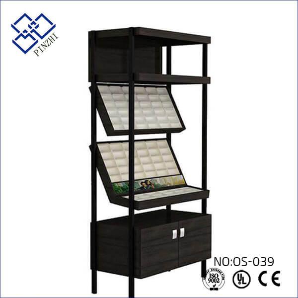 optical display shelves