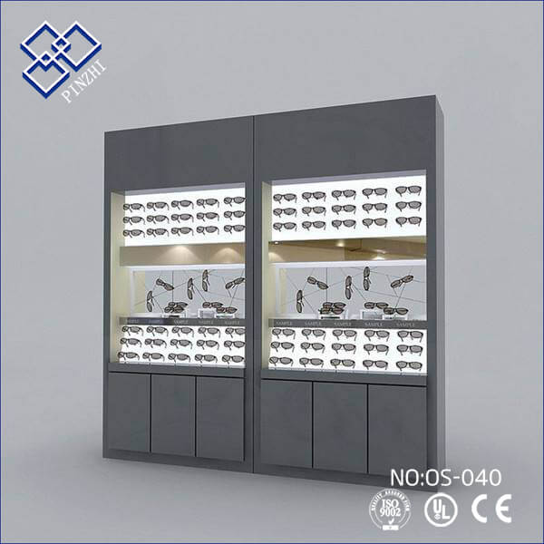 0713f931cb7a Sunglasses display cabinet for optical retail shop | Guangzhou ...