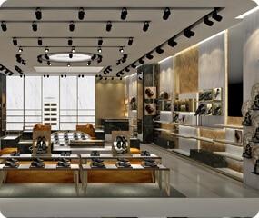 Shoes&Bag shop design | Guangzhou Pinzhi Display Manufacturer