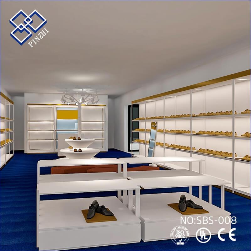 shoes shop furniture