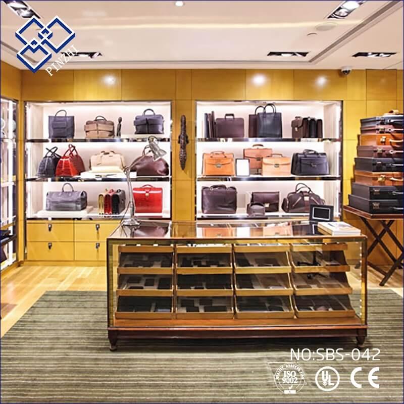 bags shop decoration