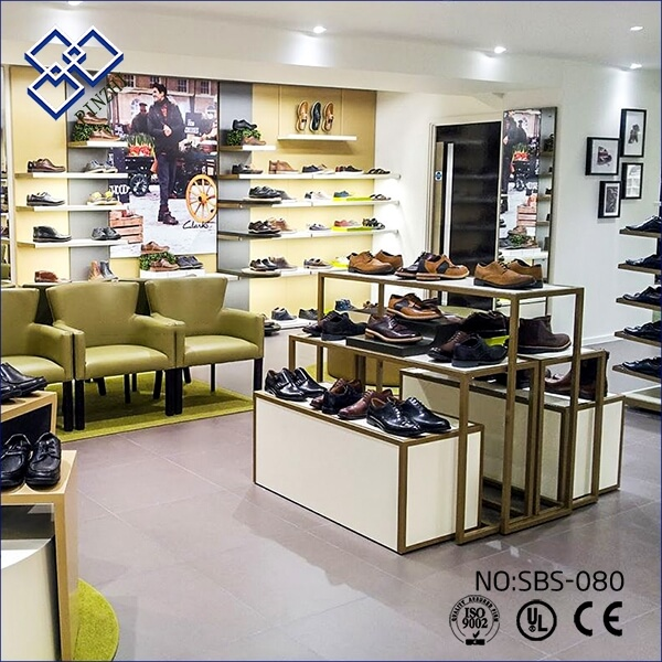 shoes shop design