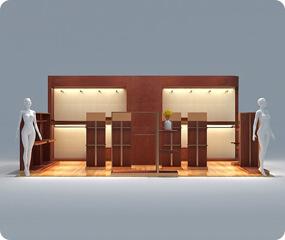 underwear shop interior decoration
