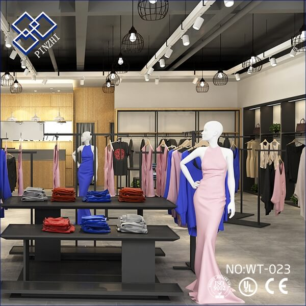 clothing shop interior design