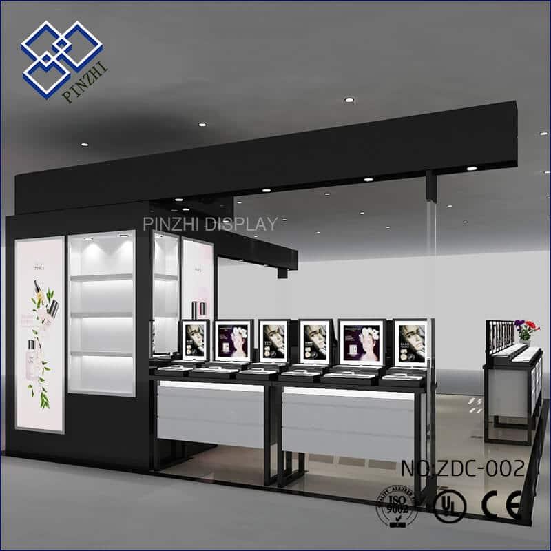 makeup kiosk