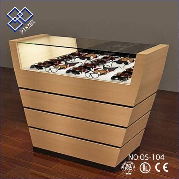 optical display cabinet