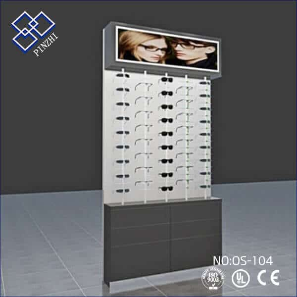 optical display furniture