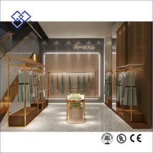 China clothing shop design 3d 1