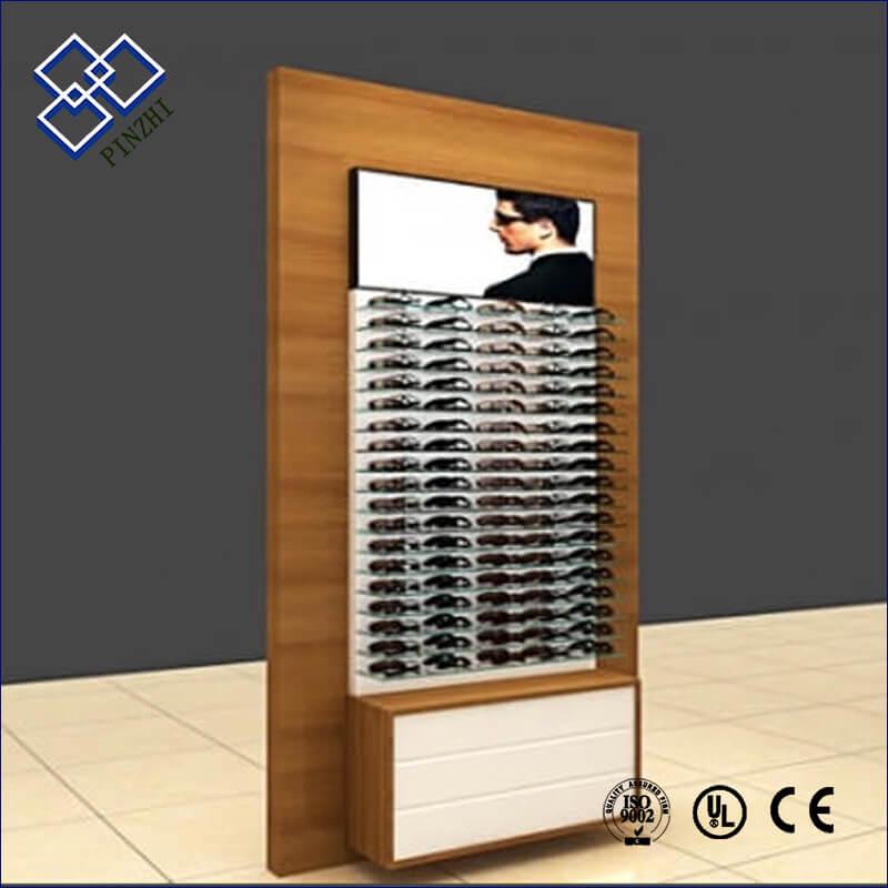 optical frame display