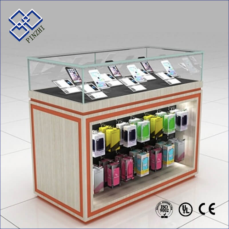 Cell phone repair counter