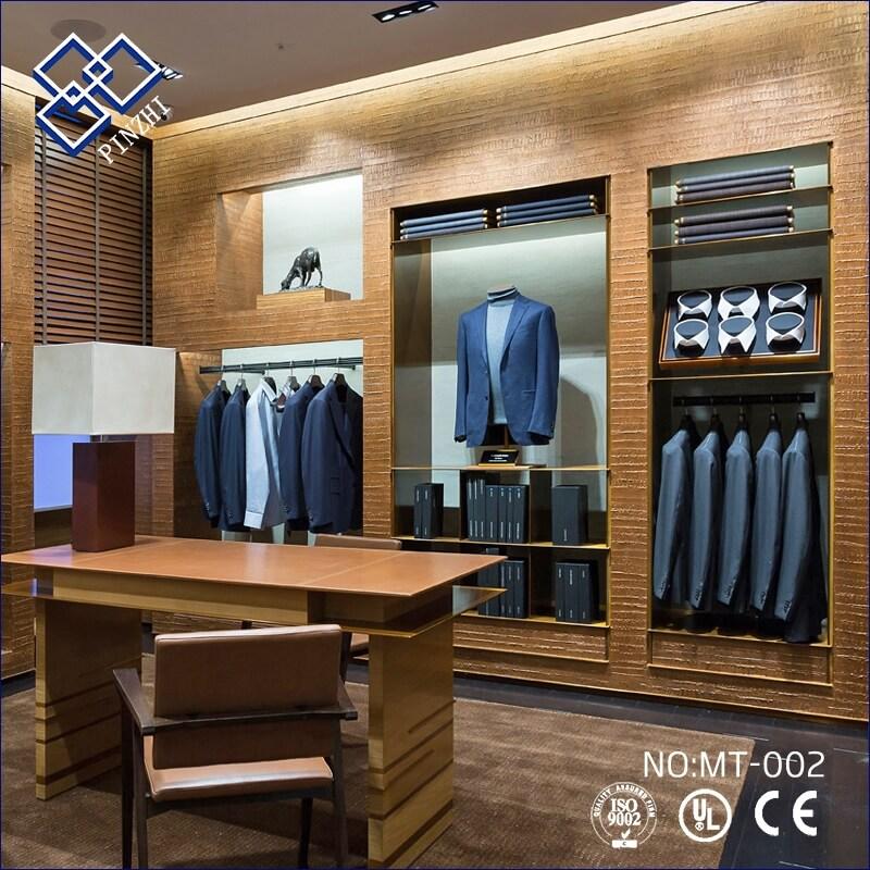 men's clothes shop design