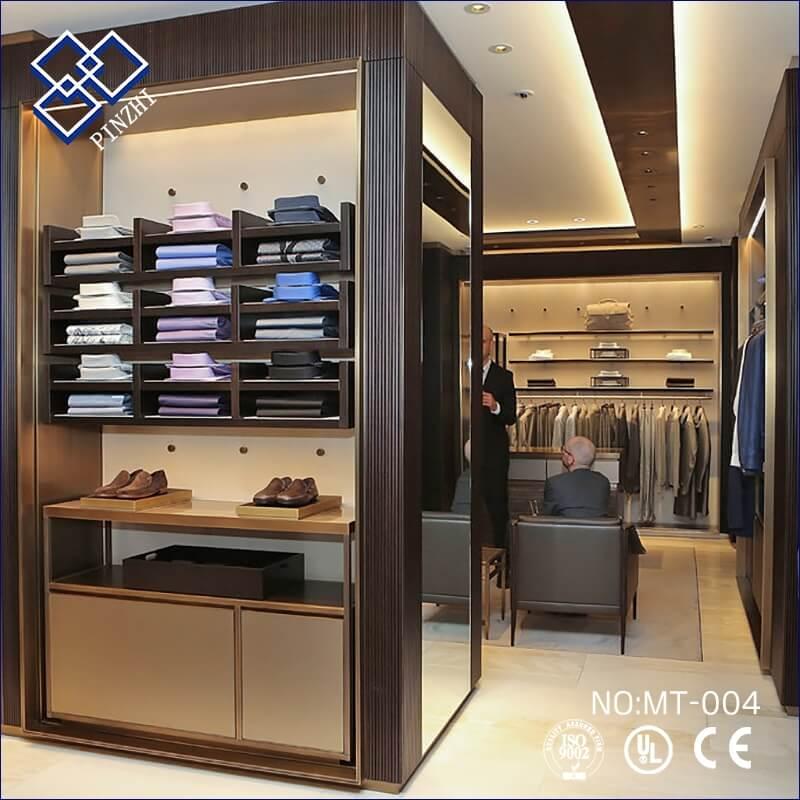 menswear clothes shop