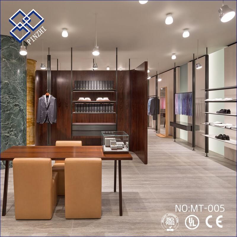 clothing display furniture design