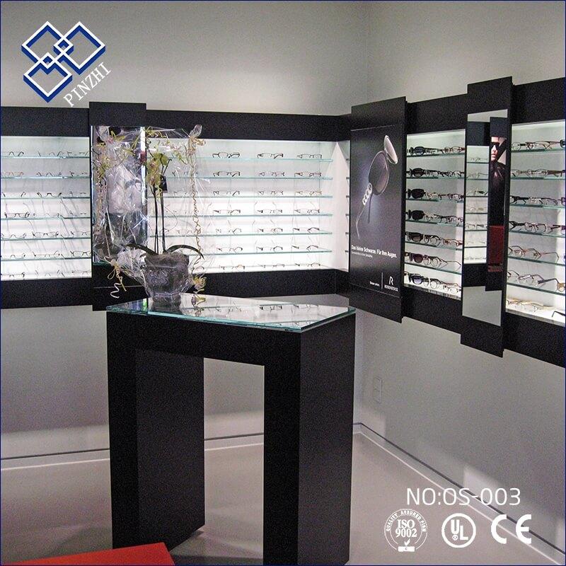 optical showroom design