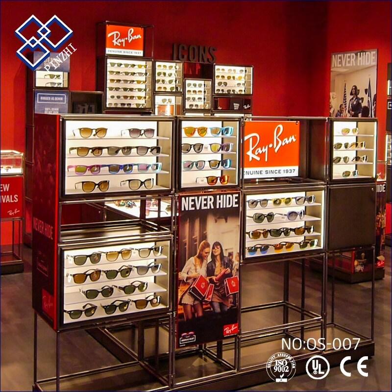optical store design