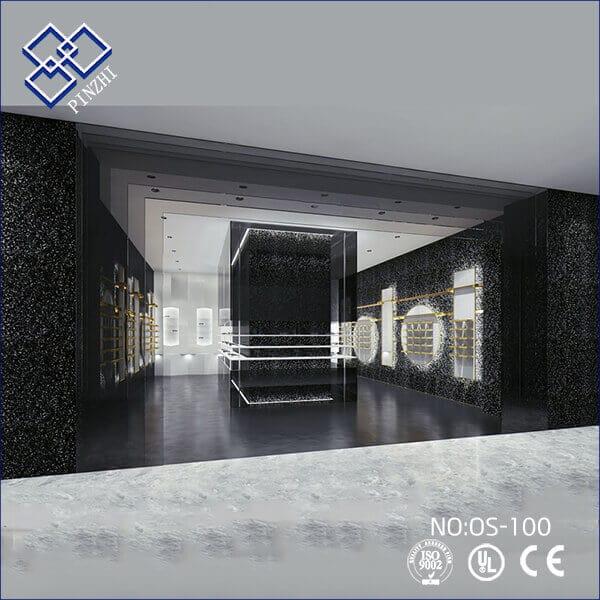 optical shop decoration