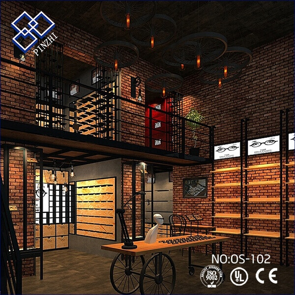 eyewear shop design
