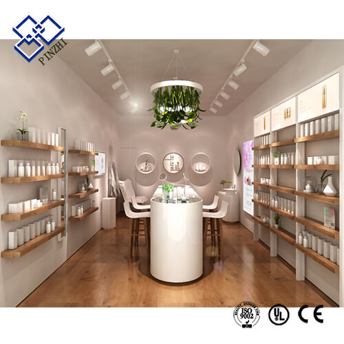 Retail Small Makeup Shop Interior Design Guangzhou Pinzhi