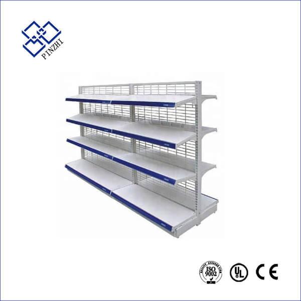 supermarket shelves units
