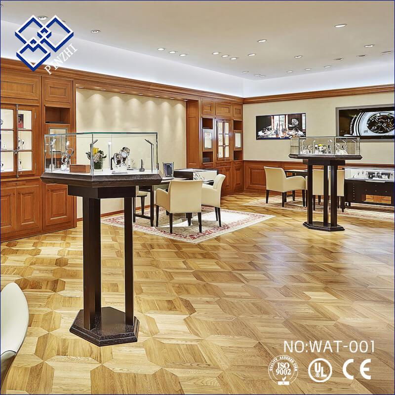 jewellery floor plan design