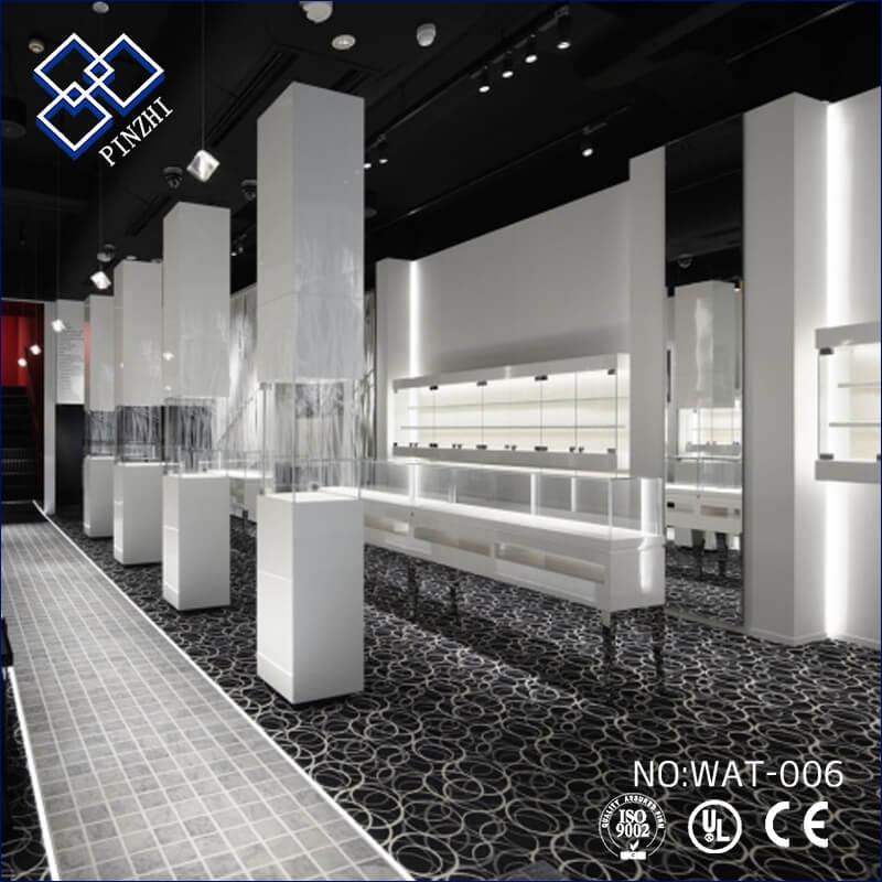 jewellery showroom design