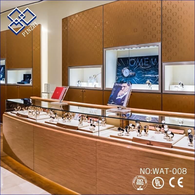 watch shop decoration