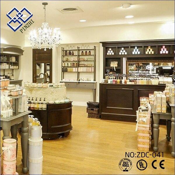 cosmetics retail shop furniture design