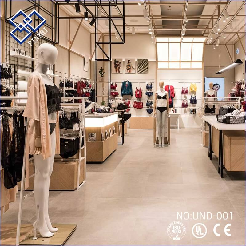 Clothing Shop Design These 3 Points You Need To Know In Advance Guangzhou Pinzhi Display Manufacturer