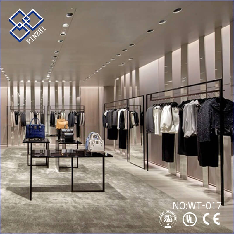 Small Clothing Shop Design Images For Women S Guangzhou Pinzhi Display Manufacturer