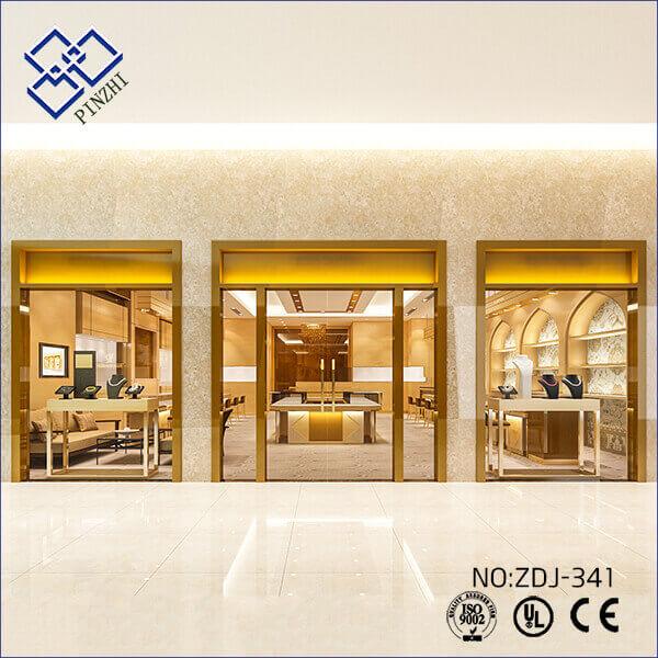 jewellery shop design
