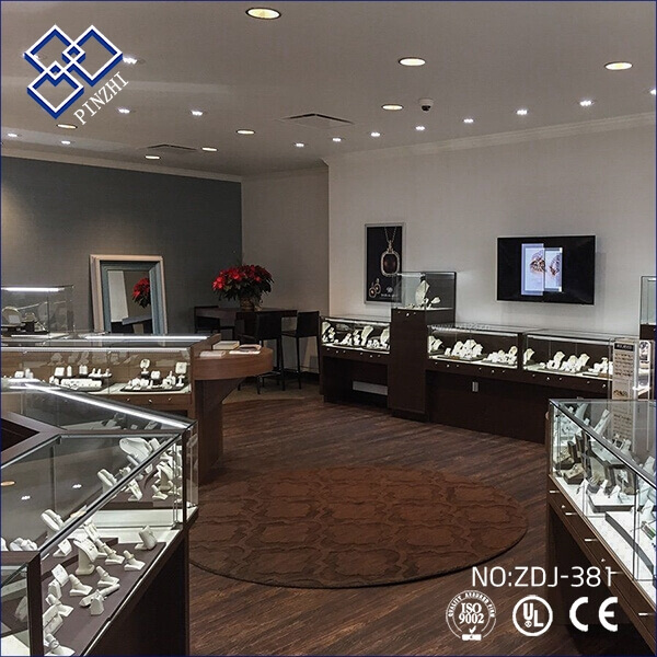 watch shop design