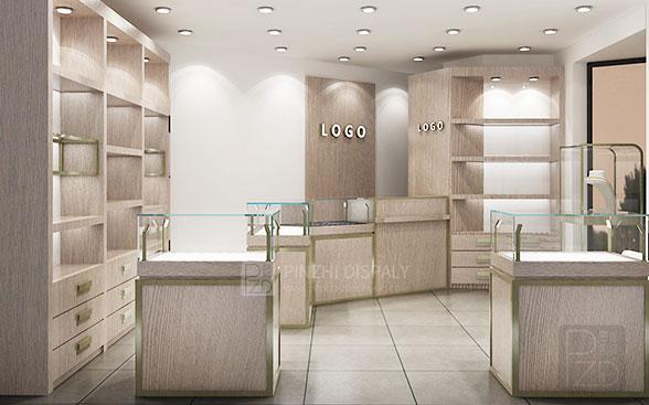 jewelry&watch shop design