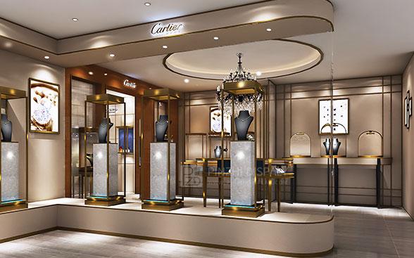 high end jewelry club design